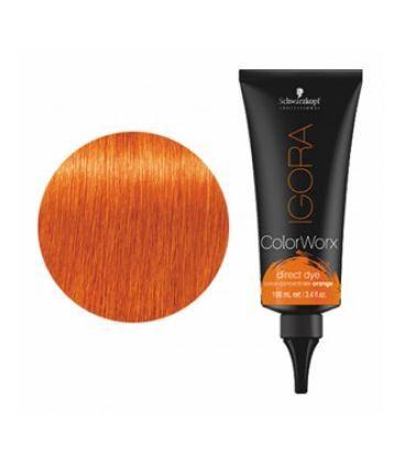 Igora Color Worx - Краска для волос Оранжевый, 100мл