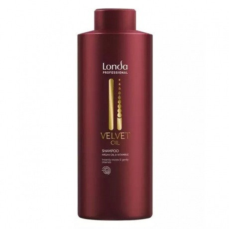 Londa Velvet Oil Shampoo - Шампунь с аргановым маслом,1000мл