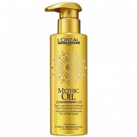 L'Oreal Mythic Oil - Питательный кондиционер для всех типов волос, 190ml