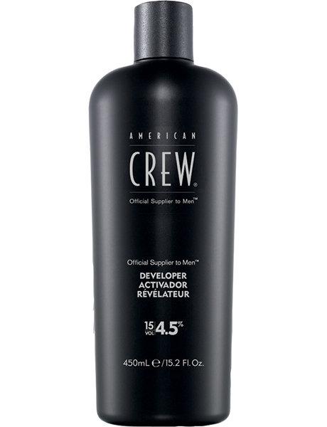 American crew Developer - Активатор для красителя, 450мл