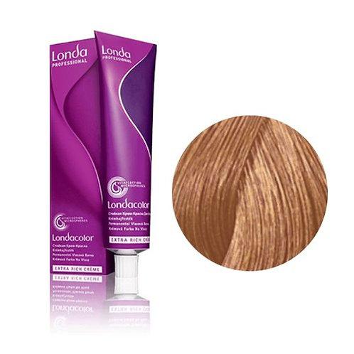 Londa - Стойкая крем-краска Londacolor Cветлый блонд коричневый 8/7 60ml