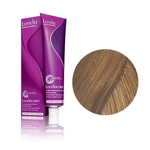 Londa - Стойкая крем-краска Cветлый блонд коричнево-пепельный 8/71 60ml