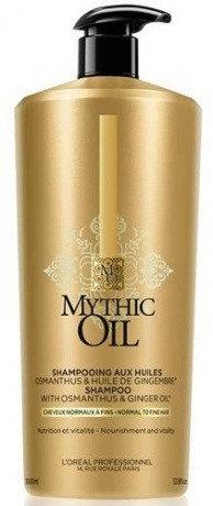 L'Oreal Mythic Oil - Шампунь для нормальных и тонких волос, 1000ml