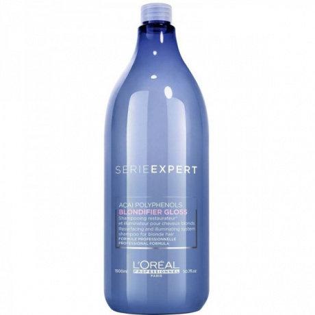 L'Oreal Blondifier Gloss - Шампунь для сияния, 1500мл