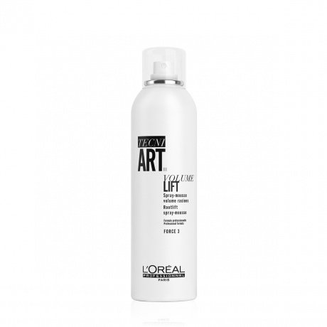 Loreal Tecni Art Volume Lift - Спрей-мусс для прикорневого объема 250ml
