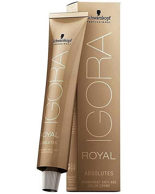 Igora Royal Absolutes - Краска для волос 9-50 блондин золотистый натуральный