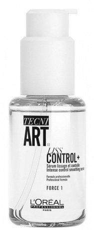 Loreal Tecni Art Liss Control + - Сыворотка для контроля гладкости 50ml