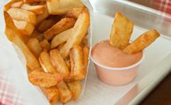Belgian Fries Market