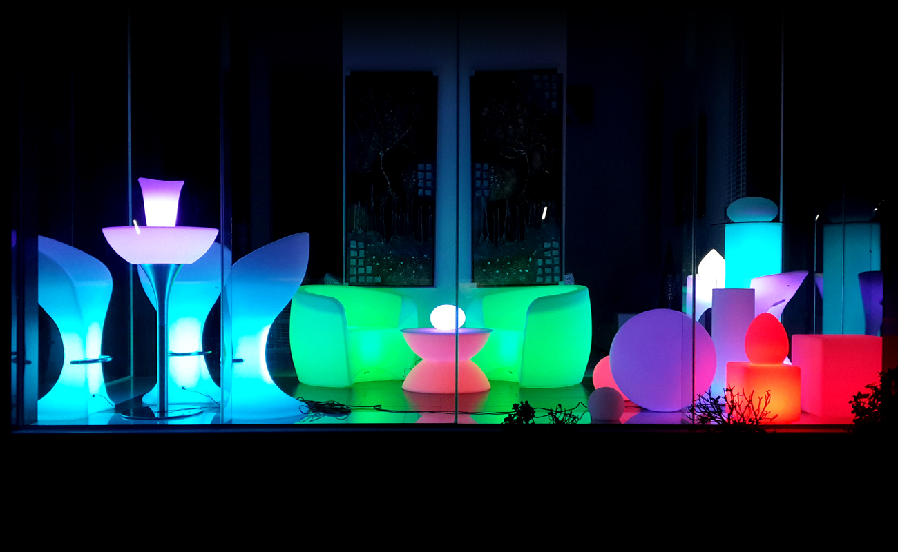 Led Furniture Market
