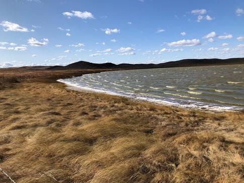 The Western Nebraska Sandhills