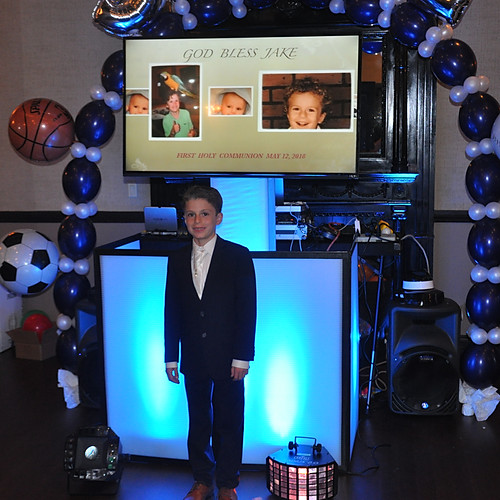 "JAKE""S COMMUNION PARTY"