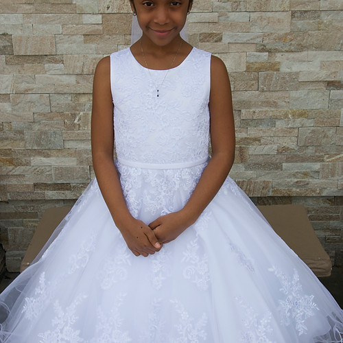 Sofia's First Holy Communion