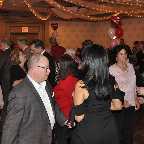 KIWANIS CLUB VALENTINE'S PARTY