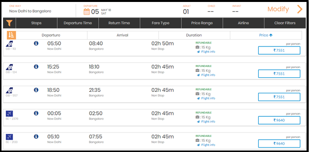 Home | Flight booking software