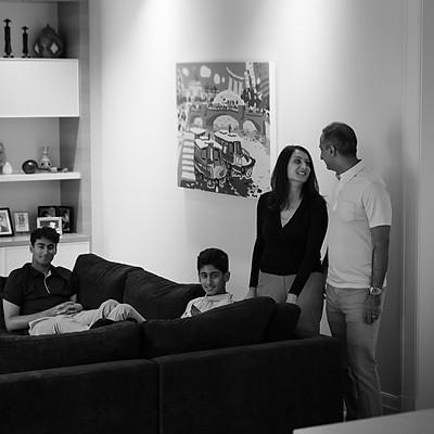 Irshad Family