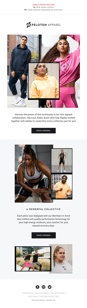 Launch Email