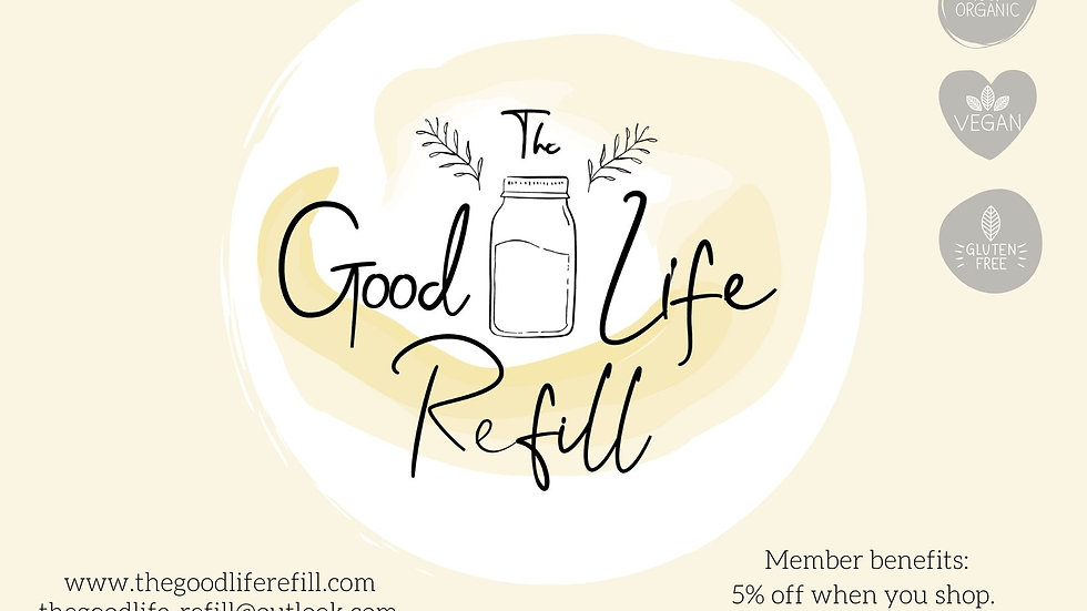 Membership to The Good Life Refill