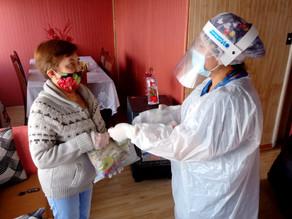 3 mil domicilios de Adultos Mayores han recibido entrega de fármacos del Programa ASISTE