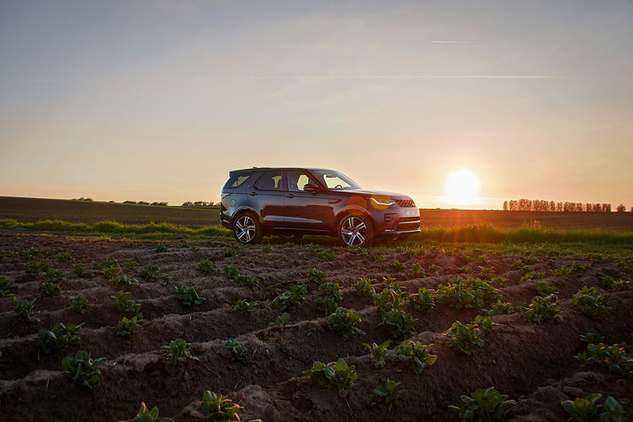 Land Rover Discovery D300 HSE