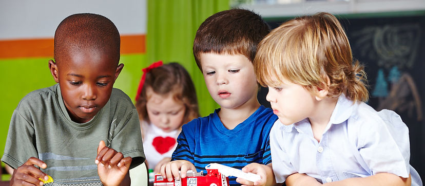 Children at Child Care Center | Open Arms Child Care