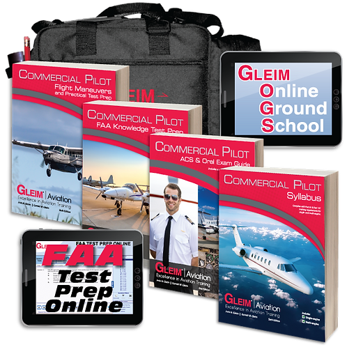 Deluxe Commercial Pilot Kit