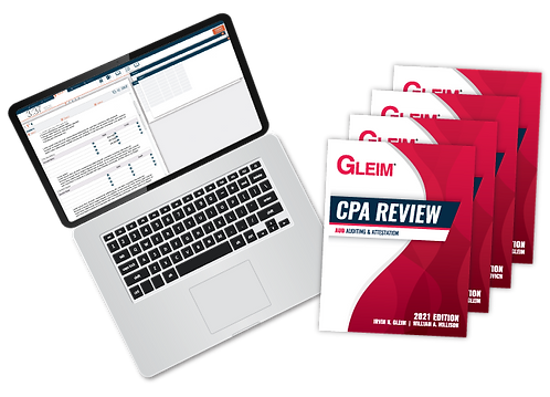 CPA Test Prep & Books