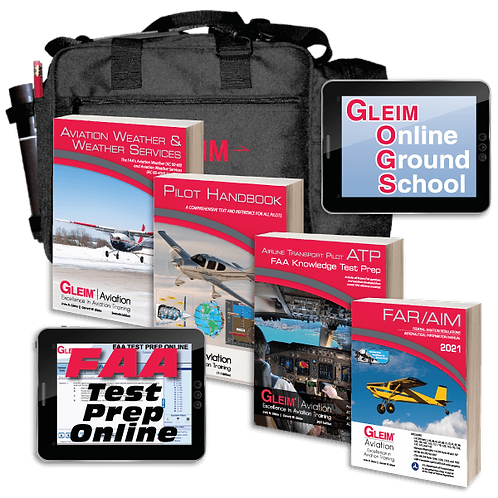 Airline Transport Pilot Kit With ATP EBook