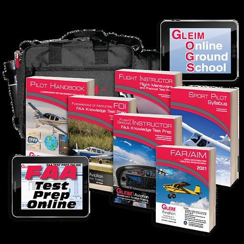 Sport Pilot Flight Instructor Kit