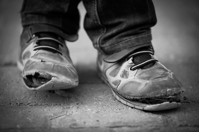 Scratching the Surface on Poverty