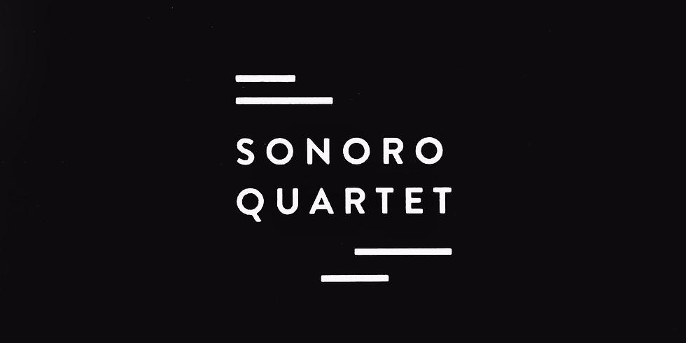 Sonoro Quartet: Abbey Concerts - CANCELED!