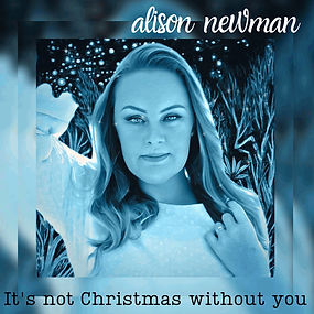 Its not Christmas without you Alison New