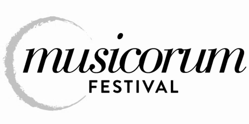 Sonoro Quartet: Festival Musicorum - POSTPONED!