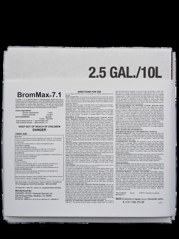 BromMax® 7.1-2.5 Gal