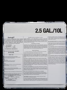 Justeq07- 2.5 Gal