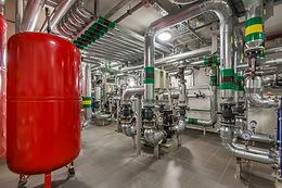 Boilers & Steamlines