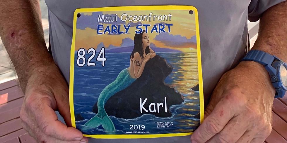 Marathon Early Start