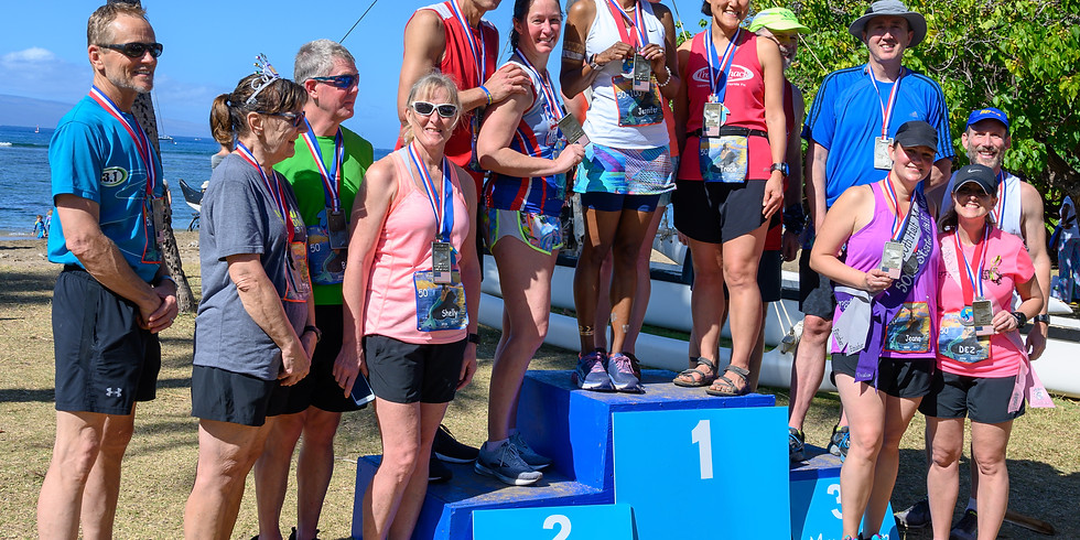 The Maui Oceanfront Half Marathon