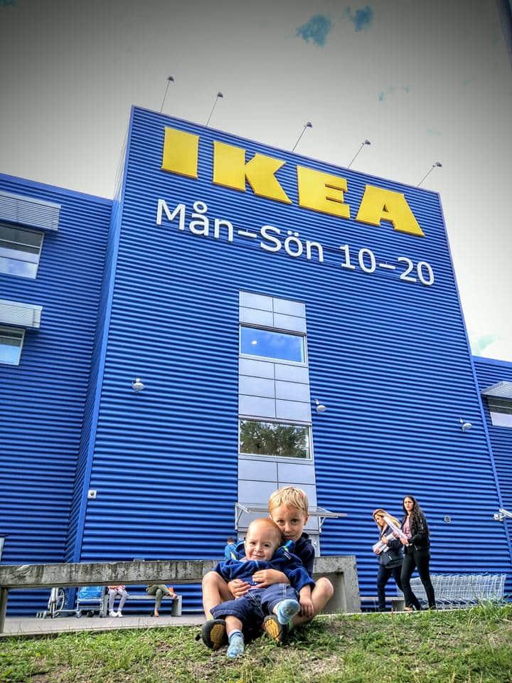Ikea Mothership, Stockholm