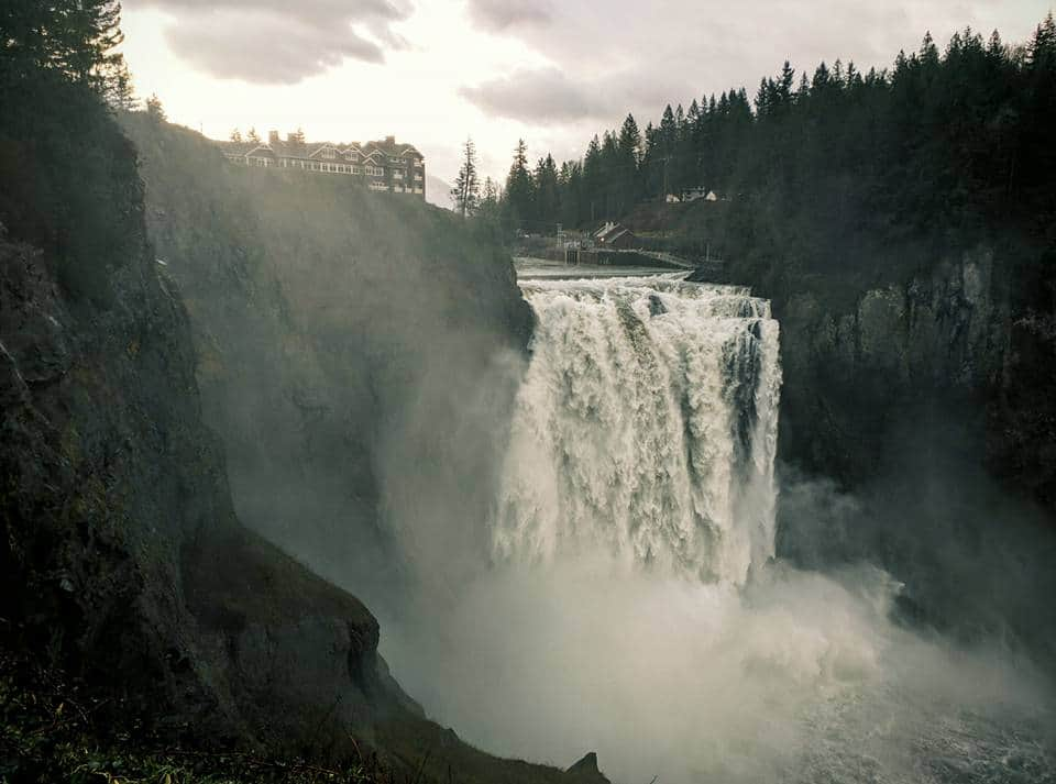 Snoqualmie Falls, Washington State