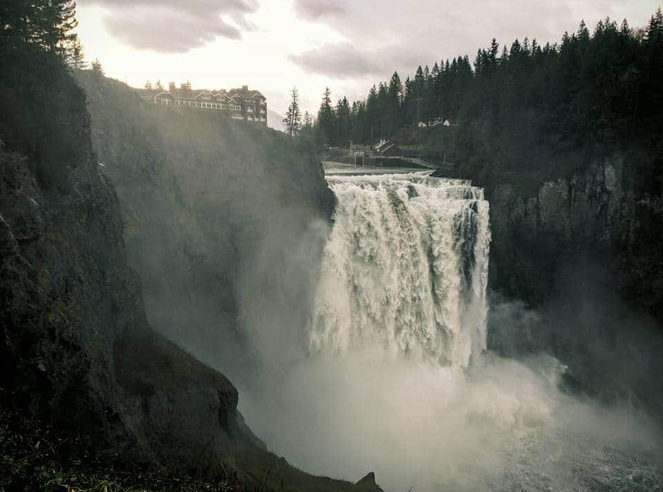 Snoqualmie Falls, Washington State