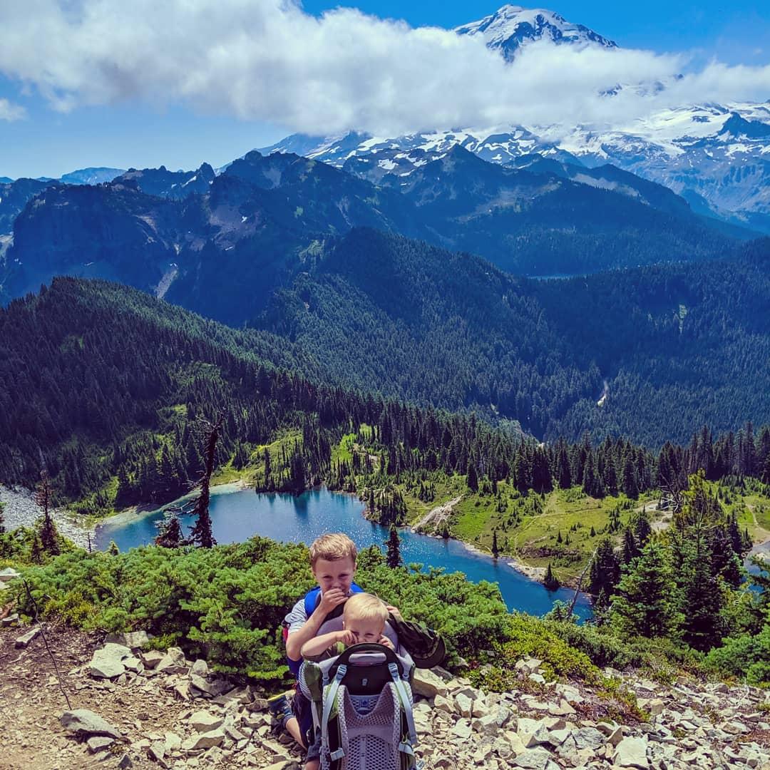 Tahoma, Mt Rainier NP, Washington