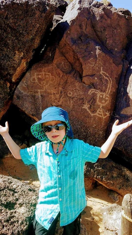 Petroglyphs NP, New Mexico