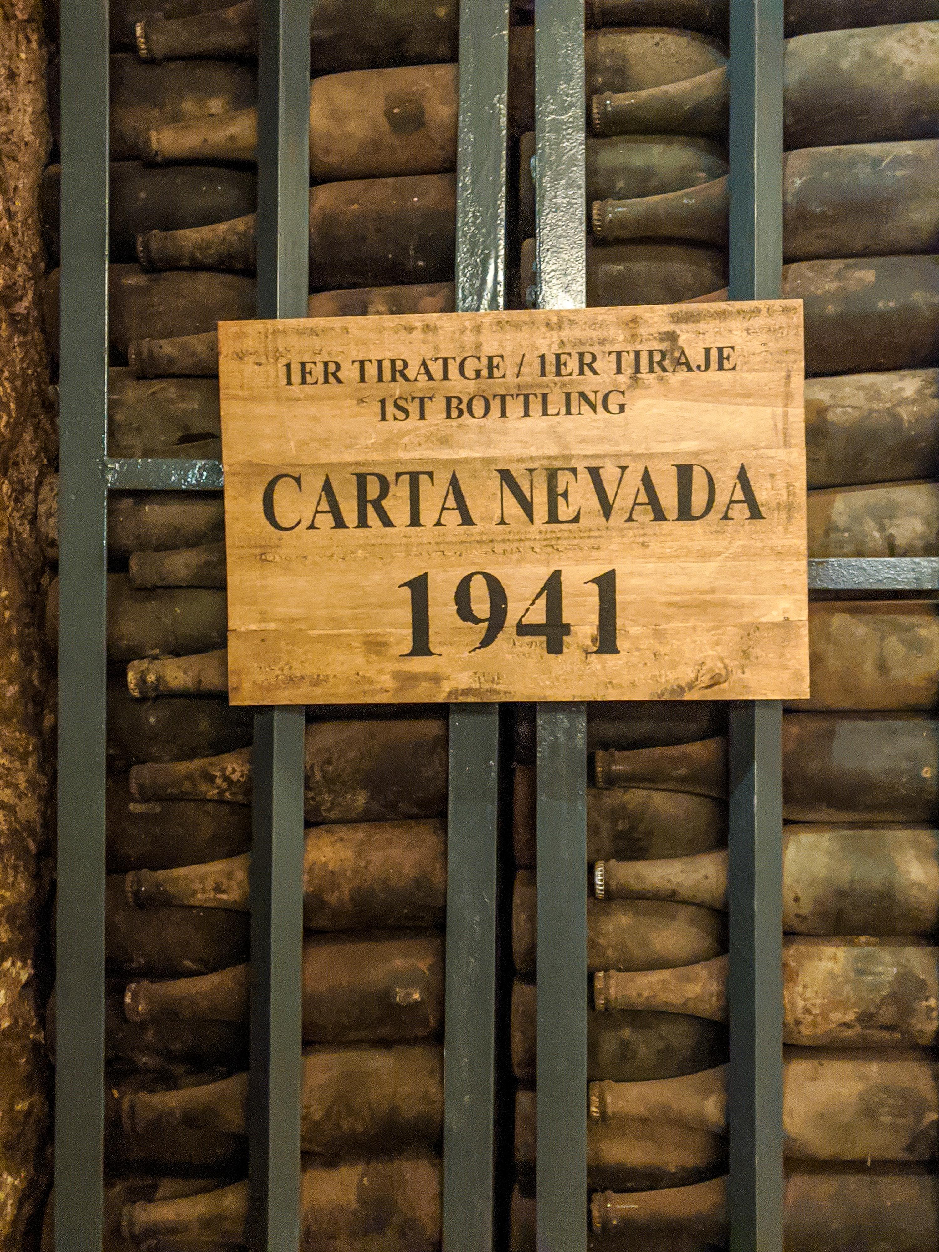 Freixenet Cellars, Catalunya