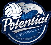 Potential-Voleyball---Logo-Gradient-Gray