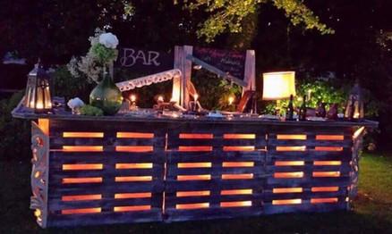 Crate bar