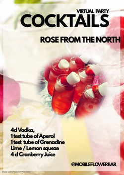 Rose from the North