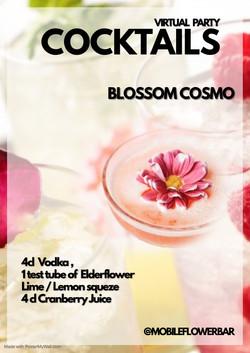 Blossom Cosmo