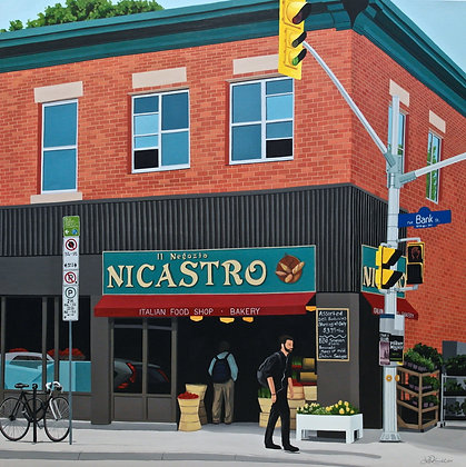 Nicastro on Bank, Ottawa