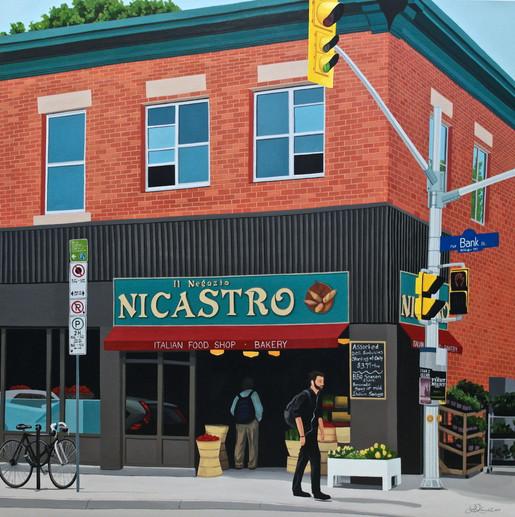 Nicastro on Bank Street, Ottawa
