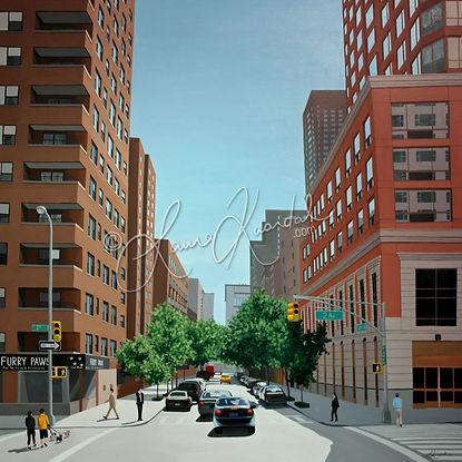 NYC streetscene